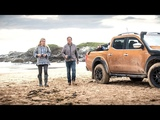 Nissan volunteers Navara to help tackle plastic pollution