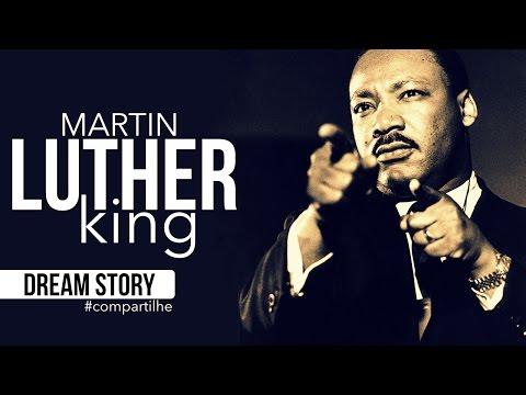 CORAGEM PARA MUDAR - VÍDEO MOTIVACIONAL (Martin Luther King)