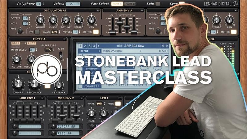Stonebank Sylenth1 Lead Masterclass