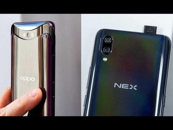 Vivo NEX Vs OPPO Find X Comparison of Specs, Price