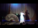 Гала-концерт Грани таланта 18 Зайцева Анна .Китайский Танец павлина