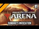 MTG Arena Naya Primal Sun's Invocation w Zacama P1 sponsored