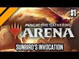 MTG Arena - Naya Primal Sun's Invocation w Zacama P1 (sponsored)