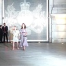 The Duchess of Cambridge arrived VA as Royal Patron to open the museum's new Photography Centre.
