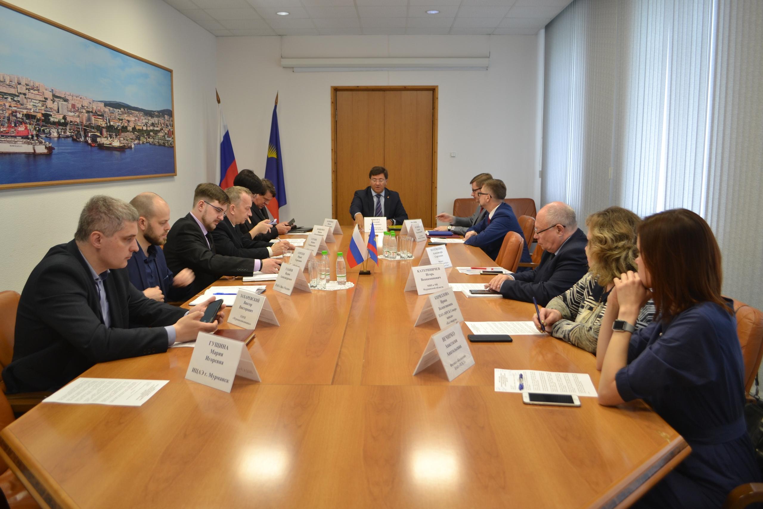 Евгений Никора проверил ход подготовки фестиваля энергосбережения и экологии