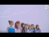 [рус.саб] Lovelyz - 여름 한 조각 (Wag-Zak) MV Making