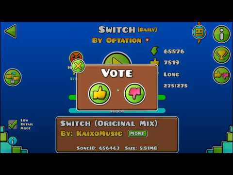| Geometry Dash 2.1 - Switch By Optation | BIG Master