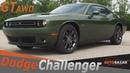 2018 Dodge Challenger GT AWD Тест Драйв Додж Челленджер GT AWD 2018 на русском Авто из сша