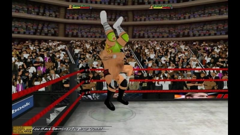 Billy Gunn vs Randy Orton
