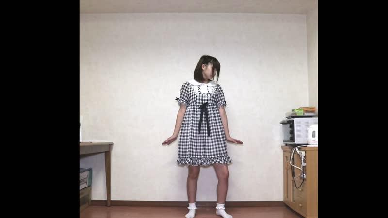 【空乃こぼし】ポジティブ☆絶対値 踊ってみた【アイドルデスゲームTV】 sm34011777