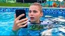 Супер находка в бассейне Cool find in the pool