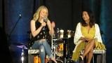 Emilie de Ravin &amp Karen David OUAT Orlando 2018 Panel