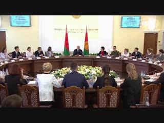 Лукашенко. Беларусь одна из лучших стран для жизни