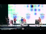 10.02.18 K-POP World Festa @ N.Flying - HOT POTATO