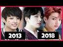 BTS (방탄소년단) JUNGKOOK (JEON JEONG-GUK) MV EVOLUTION (2013 - 2018) [NO MORE DREAM - IDOL]