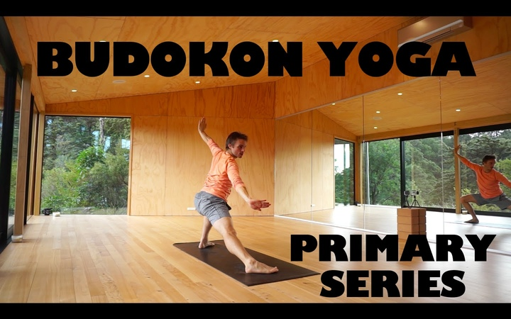 Trevor Gribble - Budokon Yoga Primary Series
