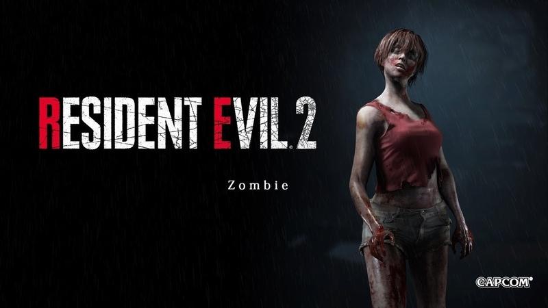 Resident Evil 2 Remake Прохождение за Клэр Часть 8 Канализация Мониторная