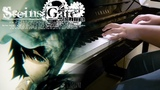 [Steins;Gate Elite OP] Cosmic Looper - Kanako Itou (Piano)