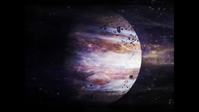 BBC Вселенная 1 сезон 4 серия Юпитер гигантская планета