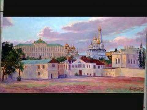 Moya Moskva (My Moscow). Dmitri Khvorostovsky