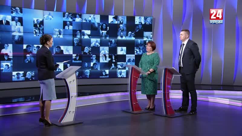 Программа Важно знать на Первом Крымском канале 23 01 2019