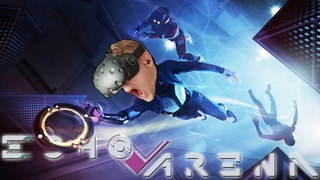 TROLLING IN SPACE ► ECHO ARENA VR - HTC VIVE
