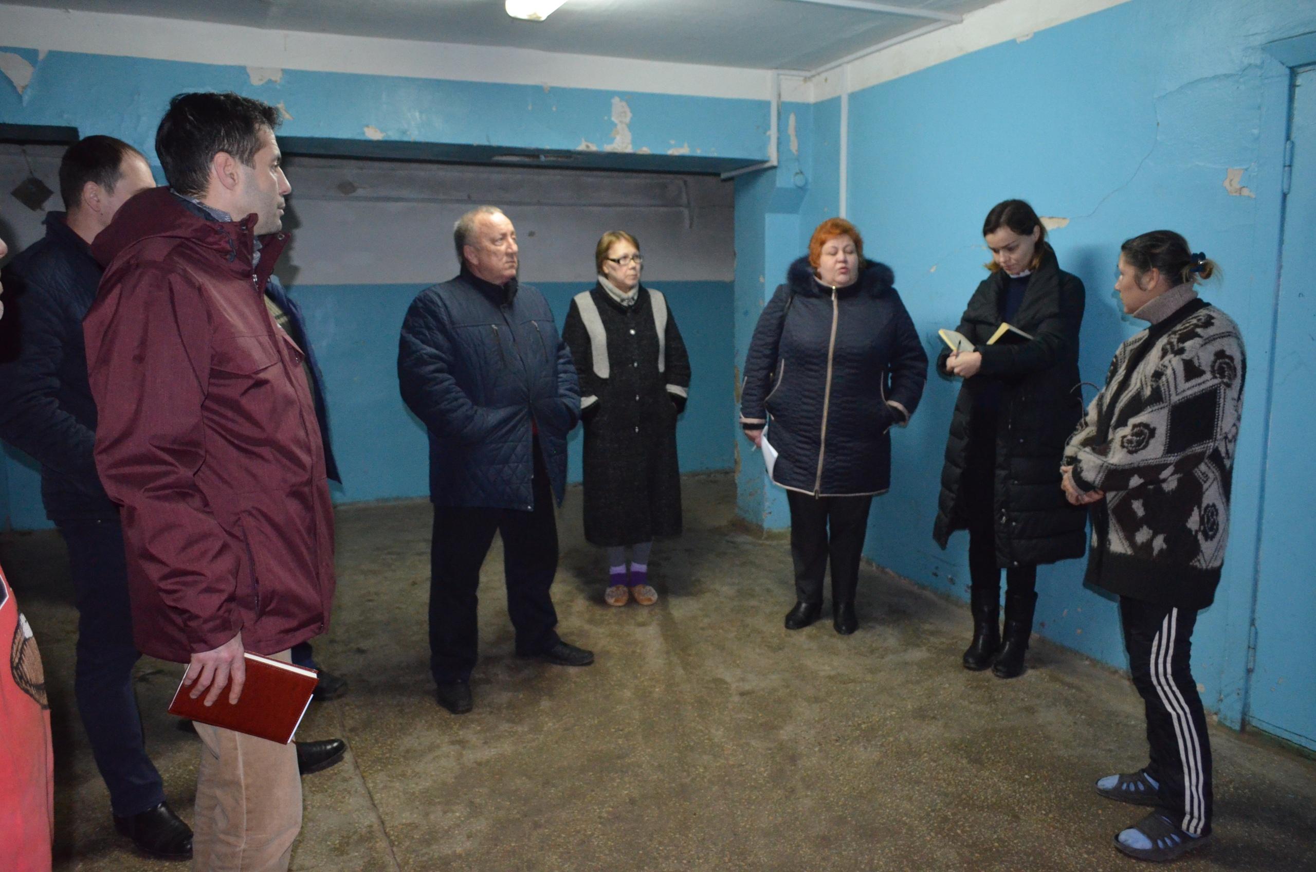 Ремонтом мест общего пользования в общежитии займется МУП «УЖКХ»