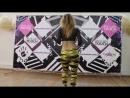 Oksana Sidorskaya Kizomba Lady Styling AfroLatin TOUCH 2017