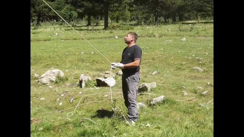 Ущелье Адыр Су Альплагерь Уллу Тау 2