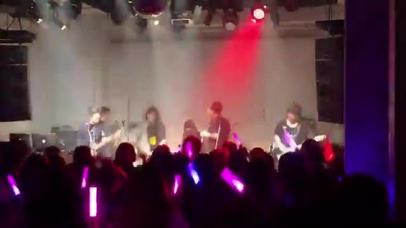 Yosuke Sakanoue Takuya Ide Black or White live 3