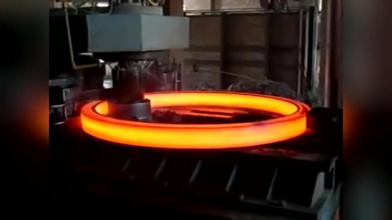 Кузнечно прессовая роликовая машина