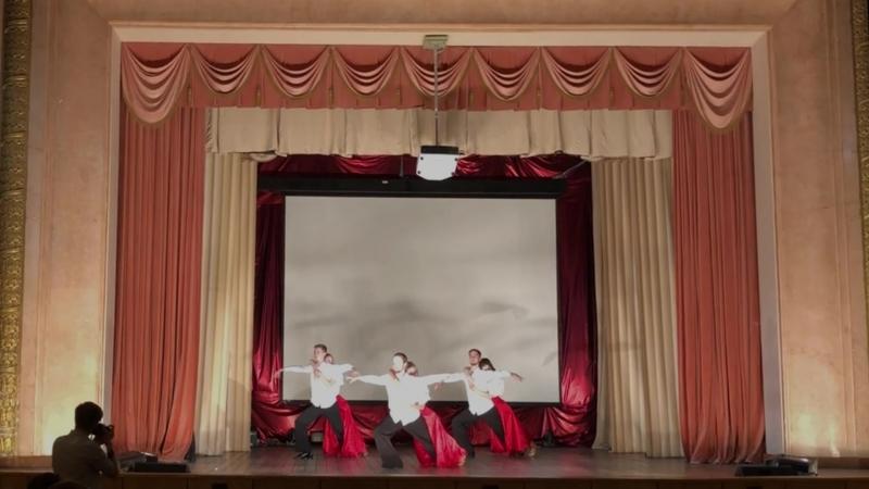 Сборная команда по бальным танцам ViaDance РЭУ им.Г.В. Плеханова