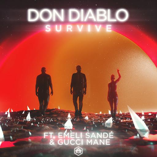 Don Diablo альбом Survive