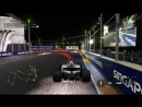 F1 2017 8 сезон 14 этап Сингапур. Квалификация