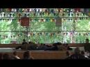 Литературный, музыкально-пластический спектакль, посвященный героям В.О.В. 2-я смена, 2018 г.