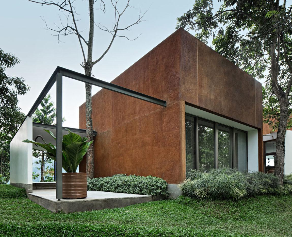 Частный дом в Индонезии