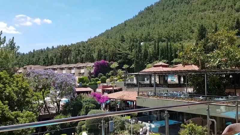 Labranda Mares Marmaris hotel balcony