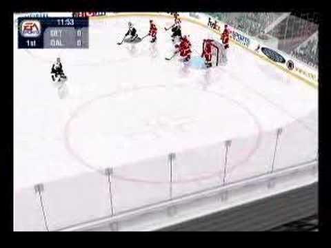NHL 2000 PC - Gameplay footage