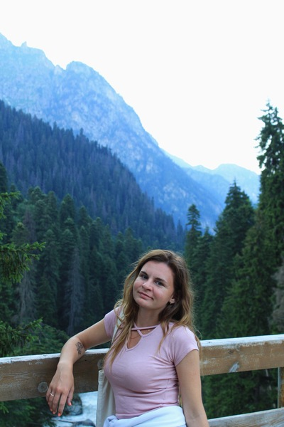 Лиза Левина