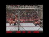 Edge Vs Kane - Steel Cage Match - RAW 18.07.2005
