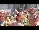 Казаки отмечают День Рождения Атамана. Часть II