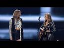 Sheryl Crow Grace Potter - New Kid In Town acoustic (Glenn Frey Tribute) [HD]