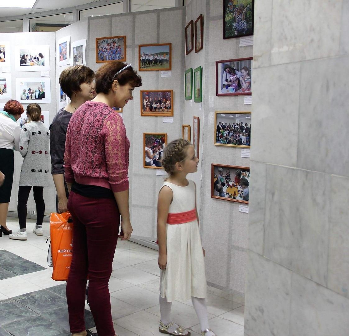 Фотовыставка в преддверии Дня атомщика