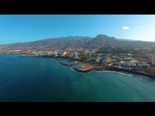 TOP TRAVEL DESTINATION - TENERIFE - CANARY ISLANDS BY DRONE