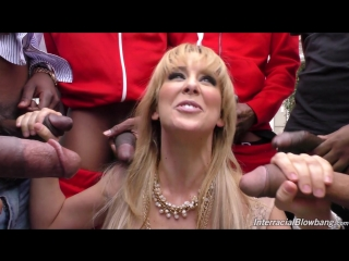 Cherie deville ♠ interracial ♠ behind the scenes ♠ dogfart ♠ hd 720