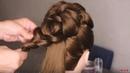 Beautiful Hairstyle For Long Medium Hairتسريحة بخطوات بسيطة وسهلة😍 رأيكم ح15