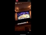 LeBron James rewatches 2012 NBA Finals Game 5 where he and the Miami Heat took down the OKC Thunder. .mp4