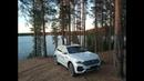 Volkswagen Touareg 2018 Видео2 Город Off road Илья Савин