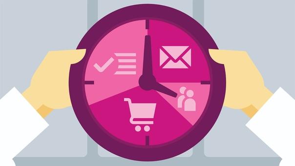 3 шага к эффективному управлению временем