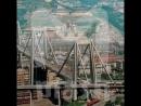 В итальянской Генуе обрушился автомобильный мост